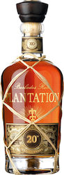 Plantation Rum 20th Anniversary Extra Old Ρούμι 700ml