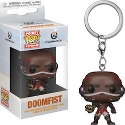 Pocket Pop! Keychain Games: Overwatch - Doomfist