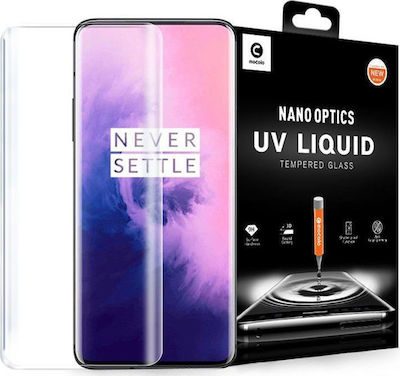 Mocolo UV Liquid Full Glue Tempered Glass (OnePlus 7 Pro)