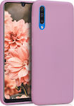 KW Back Cover Σιλικόνης Antique Pink Matte (Galaxy A50)