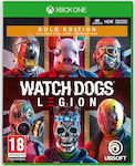 Watch Dogs: Legion (Gold Edition) XBOX ONE