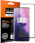 Spigen GLAS.tR Curved Full Face Tempered Glass Black (OnePlus 7 Pro)