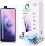 Whitestone Dome Liquid Dispersion Tech Tempered Glass (OnePlus 7 Pro)