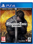 Kingdom Come: Deliverance (Special Edition) PS4
