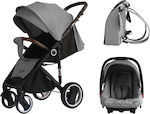 Just Baby Jole 2 in 1 Grey