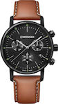 Wenger Urban Classic Chrono Black / Brown