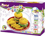 Justnote Hamburger Set