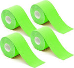 Hoppline Kinesiology Tape 5cm x 5m Green