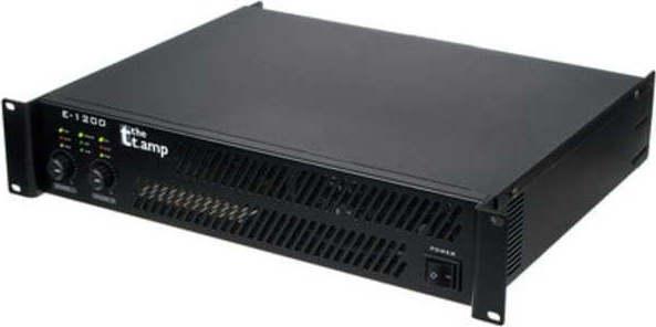 The T.Amp E-1200 - Skroutz.gr