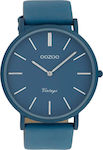 Oozoo Timepieces Blue