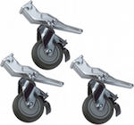 E-Image FS9320 Wheels for C Stand EI-LCS-03 Accessory