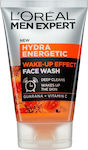 L'Oreal Men Expert Hydra Energetic Wake Up Effect Face Wash 100ml