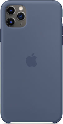 Apple Silicone Case Alaskan Blue (iPhone 11 Pro Max)