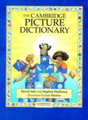 CAMBR.PICTURE DICTIONARY
