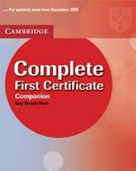 COMPLETE FIRST CERTIFICATE COMPANION