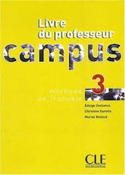 CAMPUS 3 PROFESSEUR