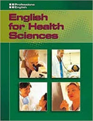 ENGLISH FOR HEALTH SCIENCES +CD