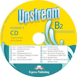 UPSTREAM B2 INTERMEDIATE STUDENT'S CD 2015