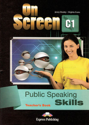 ON SCREEN C1 PUBLIC SPEAKING SKILLS TCHRS