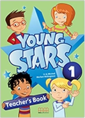 YOUNG STARS 1 TEACHER'S BOOK