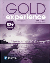 GOLD EXPERIENCE B2+ WORKBOOK 2ND ED