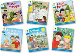 OXFORD READING TREE : READ WITH BIFF, CHIP AND KIPPER STORIES - DECODE & DEVELOP (PACK OF 6) MORE A LEVEL 1+