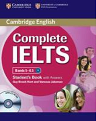 Complete ielts sb (+ cd-rom) w/answers bands 5 - 6.5