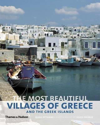 THE MOST BEAUTIFUL VILLAGES OF GREECE-NEW HB