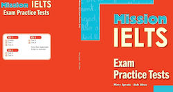 Mission Ielts 2 Exam Practice Tests 3 cds