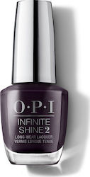 OPI Infinite Shine 2 Scotland Collection Good Girls Gone Plaid