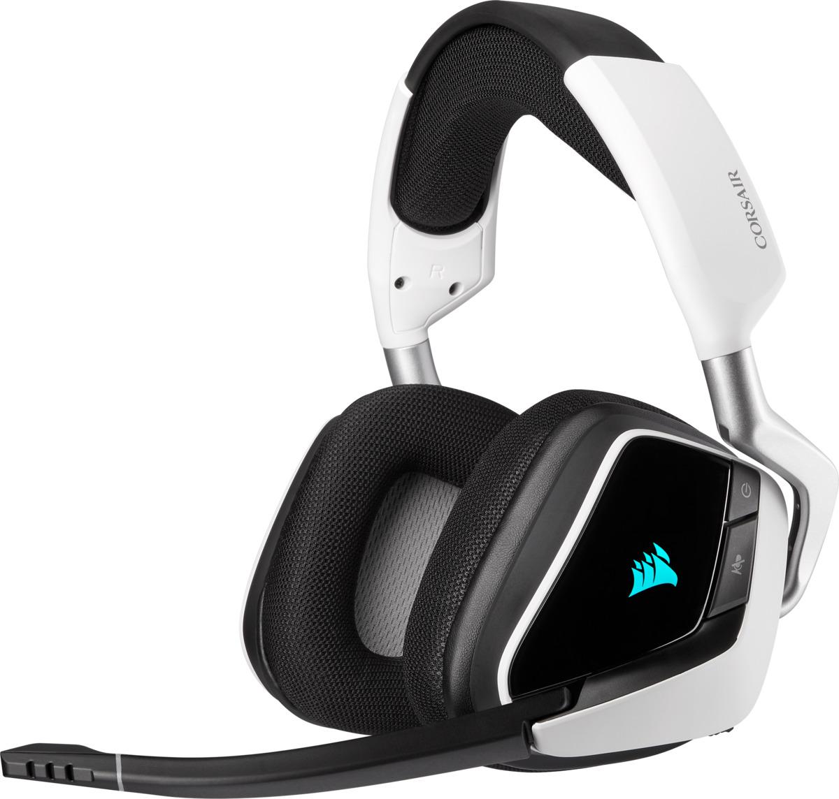 Corsair Void Elite Wireless White (CA-9011202-EU) - Πληρωμή και σε έως 36 Δόσεις!!!