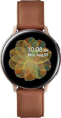 Samsung Galaxy Watch Active2 Stainless Steel 44mm (Gold)
