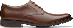 Clarks Becken Lace Dark Tan