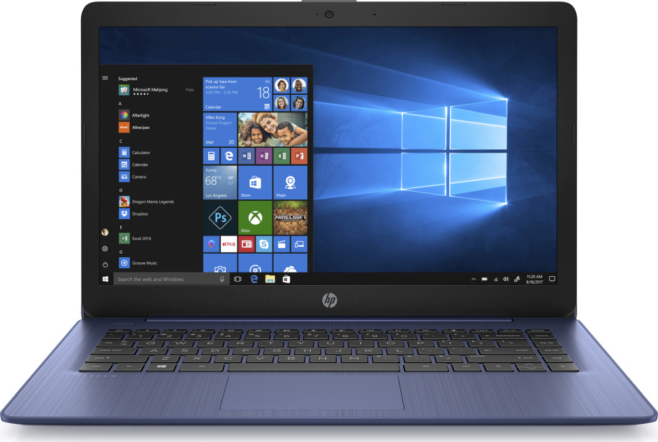 HP Stream 14-ds0005nv (A4-9120e/4GB/64GB/W10 S)
