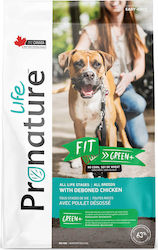 Pronature Life Dog Fit Green+ Chicken 11.3kg