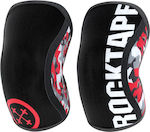 Rocktape Assasins Knee Sleeves - Red Camo
