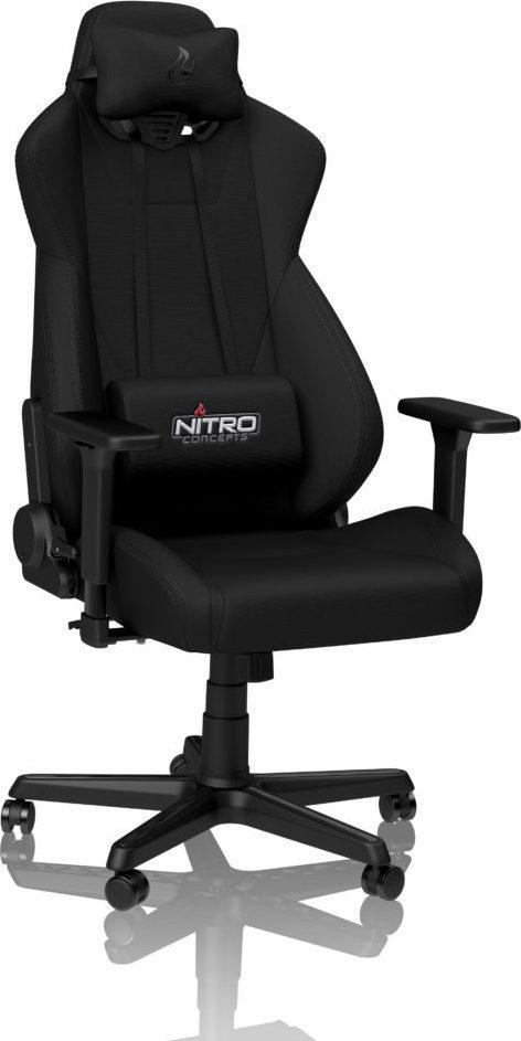 Nitro Concepts S300 Stealth Black (NC-S300-B) - Πληρωμή και σε έως 36 Δόσεις!!!