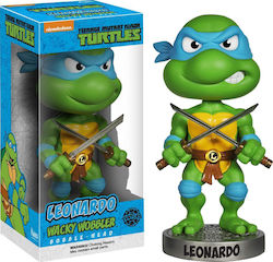 Wobblers Television: Teenage Mutant Ninja Turtles - Leonardo