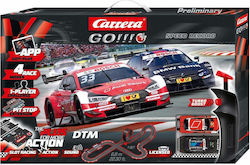 Carrera DTM Speed Record