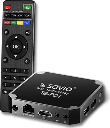 Savio TB-P01 (16GB) (TB-P01) - Πληρωμή και σε έως 36 Δόσεις!!!
