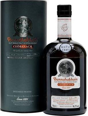 Bunnahabhain Ceobanach Ουίσκι 700ml - Skroutz.gr