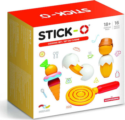Magformers Stick-O Cooking Set