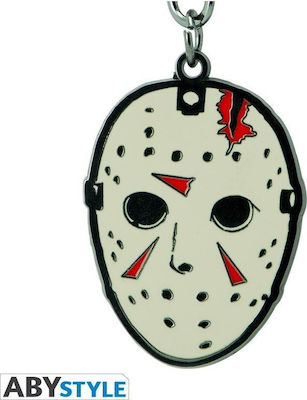 "Abysse Friday The 13th Movie ""Mask"" ABYKEY310"
