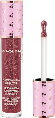 Naj-Oleari Plumping Kiss Lip Gloss 07 Grenadine Red