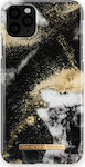 iDeal Of Sweden Fashion Back Cover Black Galaxy Marble (iPhone 11 Pro Max)