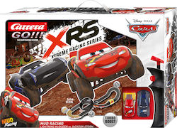 Carrera Disney Pixar Cars Mud Racing