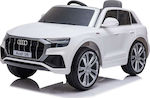 Licensed Audi Q8 BJQ82066 White