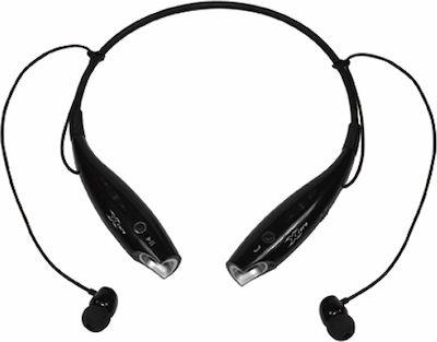 Vakoss X-H813 In-ear Bluetooth Handsfree Μαύρο