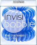 Invisibobble Permanent Collection 3τμχ Navy Blue