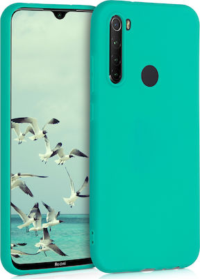 KW Back Cover Neon Turquoise (Redmi Note 8)
